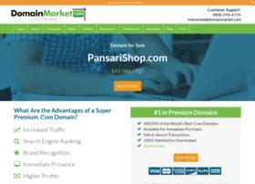 pansarishop.com