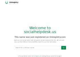 pantagonia.socialhelpdesk.us