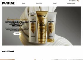 pantene.com