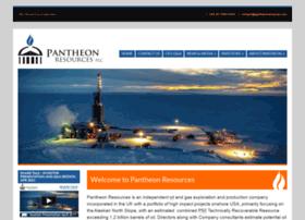 pantheonresources.com