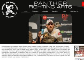 pantherfightingarts.co.za