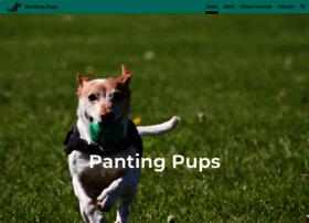 pantingpups.com