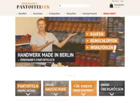 pantoffeleck.de