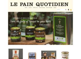 pantry.lepainquotidien.com