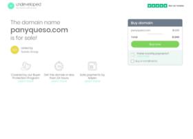 panyqueso.com