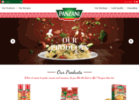 panzani-international.com