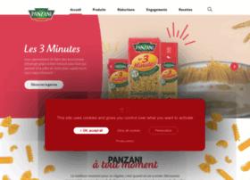 panzani.fr