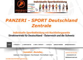 panzeri-sport.com