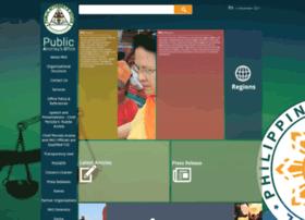 pao.gov.ph
