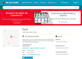 paoli-pa-6364.theupsstorelocal.com