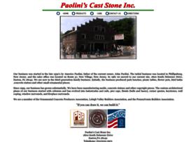 paolinicaststone.com