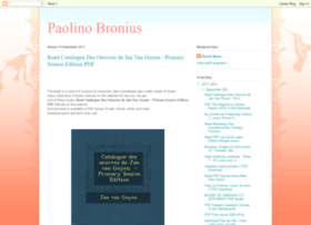 paolinobronius.blogspot.com.br