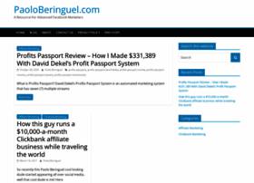 paoloberinguel.com