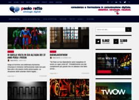 paoloratto.blogspot.com
