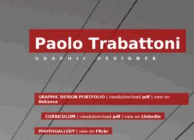 paolotrabattoni.it