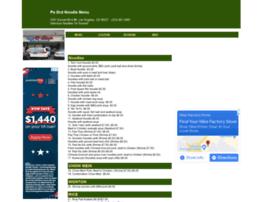 paordnoodle.menutoeat.com