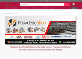 papadedeshop.com