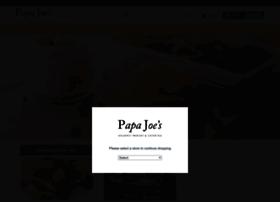 papajoesmarket.com