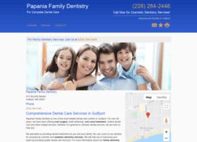 papaniafamilydentistry.com