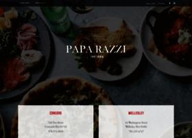 paparazzirestaurants.com