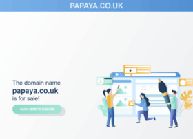 papaya.co.uk