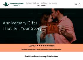 paper-anniversary.com