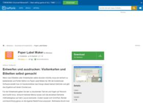 paper-label-maker.softonic.de