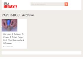 paper-roll.dailymegabyte.com