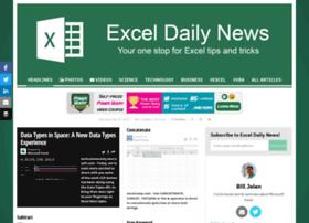paper.exceldailynews.com