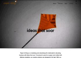 paperandstring.com