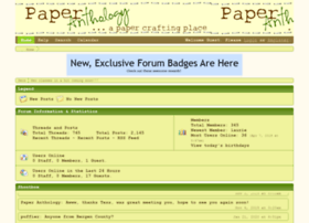 paperanthology.freeforums.net