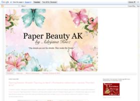 paperbeautyak.blogspot.si