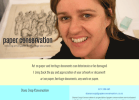 paperconservation.co.nz