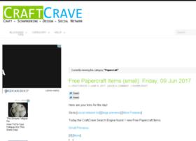 papercraft.craftcrave.com