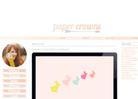 papercrownsblog.com