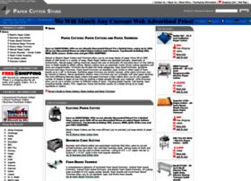 papercutterstore.com