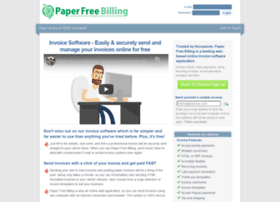 paperfreebilling.co.uk