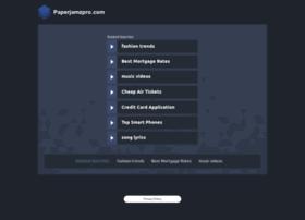 paperjamzpro.com