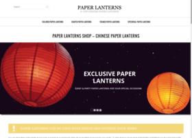 paperlanterns-shop.com