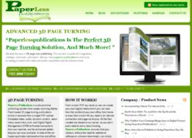 paperlesspublications.com