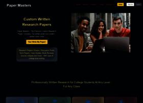 papermasters.com