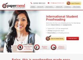 papermend.com