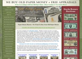 papermoneybuyers.com