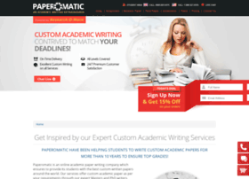paperomatic.com