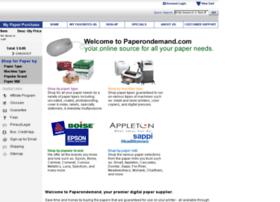 paperondemand.com