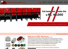 paperplatemakingmachine.com