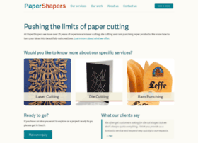 papershapers.co.uk