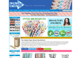 paperstrawssale.com