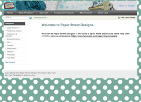 paperstreetdesigns.com