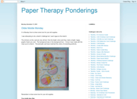 papertherapyponderings.blogspot.com